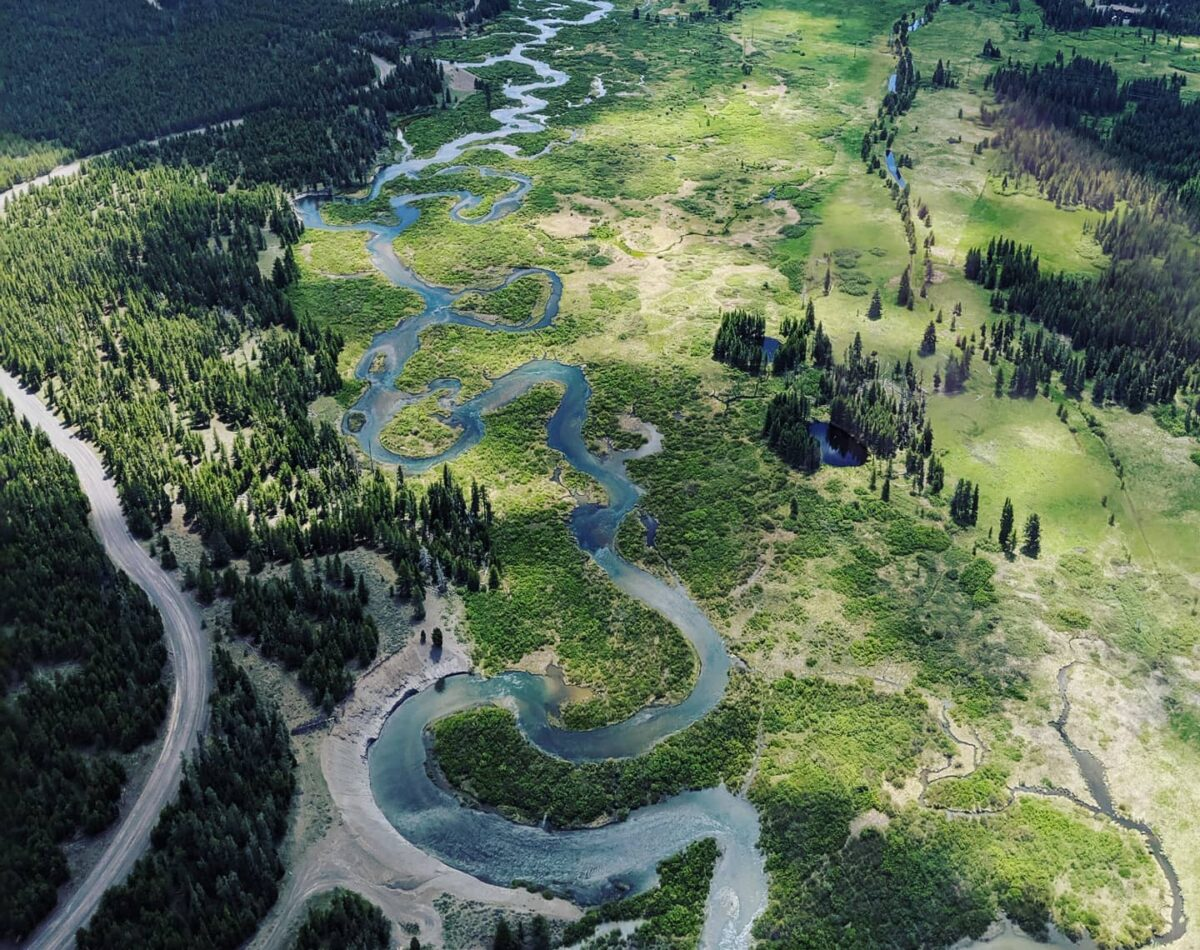 10 Minute Yellowstone Helicopter Tour